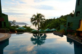 Phuket Thailand Resort Pool